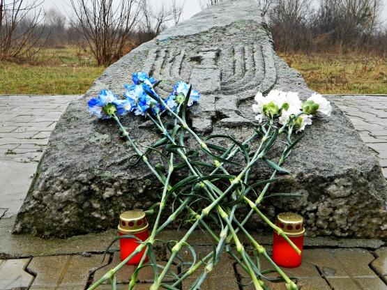 Memoria Holocaustului la Târgu-Jiu