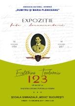 Afiș Ecaterina Teodoroiu 123