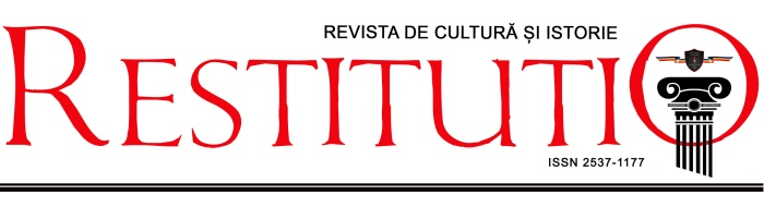 Revista de cultură istorică RESTITUTIO.jpg